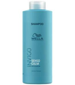 Wella INVIGO Balance Senso Calm Sensitive Shampoo 1 Litre