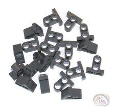 LEGO Technic - 20 x Pin Connector Plate - 1 x 2 x 1-2/3 - DBG - New - (EV3)
