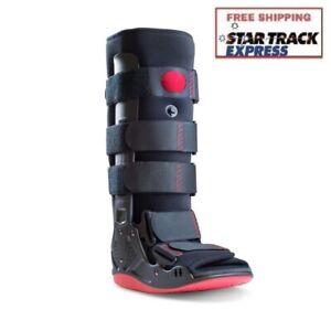 NEW Procare XcelTrax 2.0 Air Tall Walker Brace - Moon Boot Walking Cam Walker