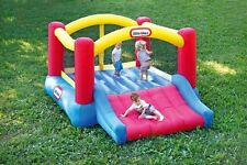 Great Bounce House Structure for Birthday Party, Kids Boys Girls Gift Toy Home