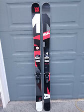 New listing Volkl Mantra 177 skis + Marker Griffon bindings 100 underfoot all mountain 2017