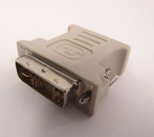 DVI MALE to VGA FEMALE Cable Adapter DVI-A (12 + 5)  DUAL LINK