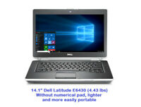 "Dell Latitude Laptop 14.1"" Intel i5 2TB SSD 🚩16GB RAM 🎮 WiFi HDMI + Win 10 Pro"