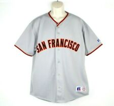 Vintage Russell Men's Athletic MLB San Francisco Giants Jersey Blank Size Large