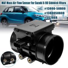 MAF Mass Air Flow Sensor Meter For Geo Tracker Suzuki Sidekick 1.6L #1380058B00
