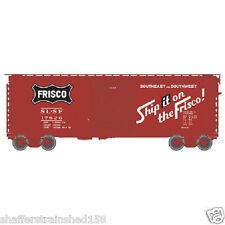 Atlas # 50001626 PS-1 40' Boxcar St. Louis-San Francisco # 17826 N MIB