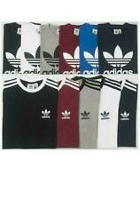 Adidas Originals California & Trefoil  Men's T Shirt Crew Neck Short Sleeve Top