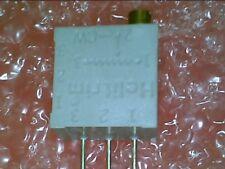 Trimpot 1k Ohm Multi Turn 38 Square 68wr1k 5pcs Per Lot