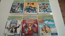 LeapFrog Leapster2  Learning Game Lot of 6