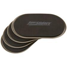 "Super Sliders 4 PCS REUSABLE FURNITURE SLIDERS 9-1/2"" x 5-3/4"" CARPETED SURFACES"