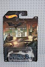 Hot Wheels Batman Begins Batmobile  in 1:64 Neu & OVP