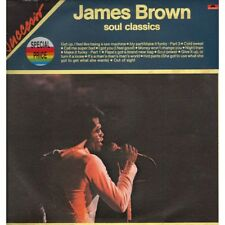 James Brown ‎Lp Vinile James Brown Soul Classics / Polydor‎ Successo Nuovo