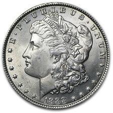 1888 Morgan Silver Dollar BU - SKU #9502