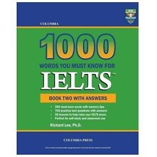 Columbia 1000 Words You Must Know for Ielts: Book Two with Answers (Paperback or