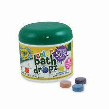 Crayola Color Bath Dropz ~ Kids Safe New