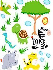 Lustige Kinderzimmer Wandtattoos Wand-Trattoos Wandbilder im Design Südafrika