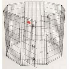 New listing Lucky Dog Large 6 Foot Pet Exercise Play Pen for Indoor or Outdoor Use (Used)