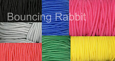Elastic Bungee Rope Shock Cord Tie Down: All sizes: 1mm-12mm, You choose length