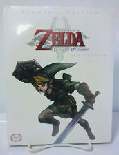 The Legend of Zelda, Twilight Princess, Nintendo Wii, Official Prima, NEW/SEALED