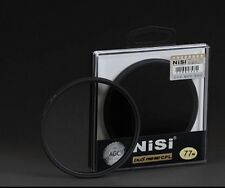 NISI 77mm PRO MC CPL,Circular Polarizing Camera Lens Filter