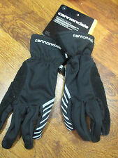 CANNONDALE WINDFRONT CYCLING GLOVES -MENS -MEDIUM