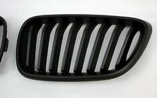 Parrilla Parrilla Frontal Parrillas para BMW 2 F22 Coupé F23 Cabrio Negro Mate