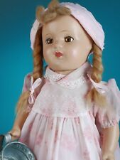 1940 Composition Arranbee Nannette doll 21""