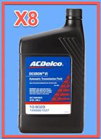 8 Quart GMC OEM Automatic Transmission Fluid AcDelco Dextron VI