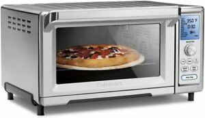 Cuisinart TOB-260N1 Chef's Convection Toaster Oven - Stainless Steel