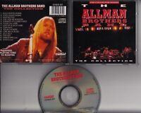 THE ALLMAN BROTHERS BAND The Collection 1992 CD CASTLE COMMUNICATION Jessica
