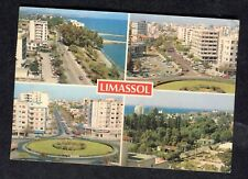 Posted 1988 Multiviews of Limassol, Cyprus