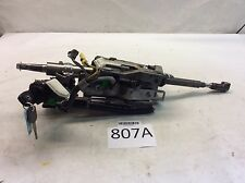08-12 HONDA ACCORD STEERING COLUMN FLEX SHAFT RACK W IGNITION UNIT OEM 807A I S.