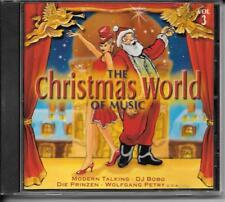 CD Die Prinzen,Perry Como,Wolfgang Petry `Christmas world` Neu Weihnachten