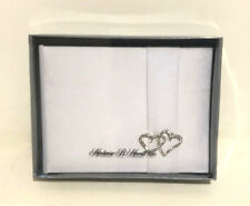 HBH WEDDING GUEST BOOK WITH ALL MY HEART 30313