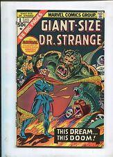 GIANT-SIZE DR. STRANGE #1 (9.2) NIGHTMARE!