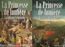 La princesse de lumiere 1 & 2  Jean-Michel Thibaux