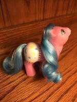 My Little Pony Vintage G1 Baby Starburst Baby Fancy Pants Ponies 1984 Thailand