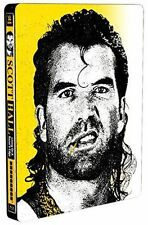 WWE Scott Hall Living on a Razor S Edge Limited Edition Steelbook Uk-ve