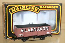 Mainline 37437 blaenavon 20t ACERO Vagón de MINERAL 32441 NUEVA EN CAJA NI