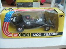 Corgi F1 UOP Shadow in Black in Box