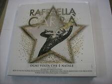 RAFFAELLA CARRA' - OGNI VOLTA CHE E' NATALE - 2CD BOXSET NEW SEALED 2018