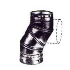 Elbow Gas Vent 90 Dgr 2wal 3in