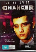 CHANCER - SERIES 1 - 4  DVD SET....Region 4.