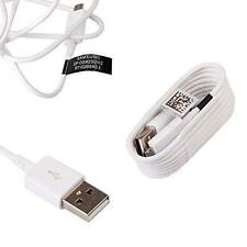100 Genuine Samsung Galaxy S6 Edge S5 Note 4 Fast Micro USB Charger Lead Cable