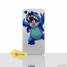 "Lilo & Stitch Case/Cover Apple iPhone 7 (4.7"") / Screen Protector / Gel / Chomp"