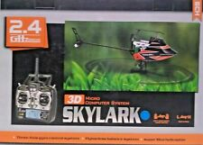 WLToys V933 Skylark Helicopter Gift 2.4GHz 6 CH RTF RC 3d Micro Left Right hand