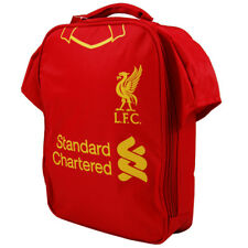 LIVERPOOL JERSEY DESIGN LUNCH/COOLER BAG OFFICIALLY LICENSED SHIPS FROM USA