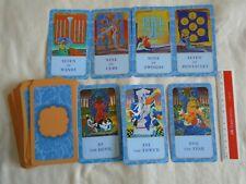 TAROT CARDS -  New Century Tarot Deck Rolf Eichelmann Leanna Greenaway