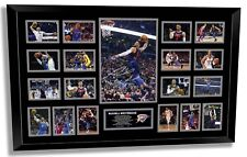 RUSSELL WESTBROOK OKLAHOMA CITY SIGNED PHOTO LIMITED EDITION FRAMED MEMORABILIA