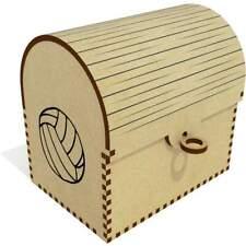'Volleyball' Treasure Chest / Jewellery Box (TC00010842)
